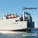 Military Maritime King Killer Whale Catalogue