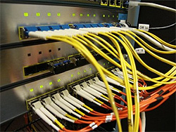 Fiber Optics for Security and Safety