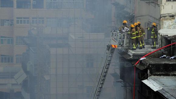 1996 garley building fire