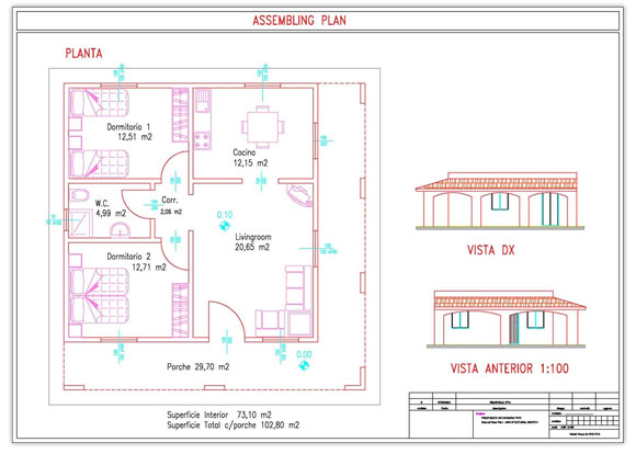 Image General Design Quick Building Houses